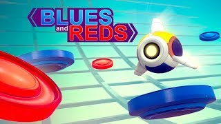 Blues and Reds [Android/iOS] Gameplay ᴴᴰ
