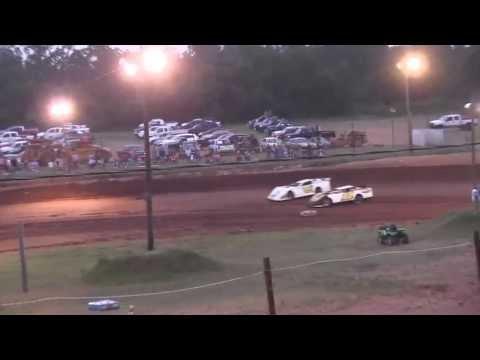 West Siloam Speedway MARS Late Models 7 6 13 Heat #1