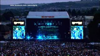 Blondie - Two Times Blue (Live at IOW Festival 2010) HD