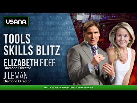Unlock Your Knowledge - Tools Skills Blitz by Elizabeth Rider and J Leman