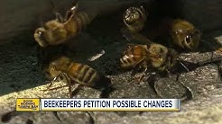 Buzzkill for beekeepers: New rules could give more power to pest control