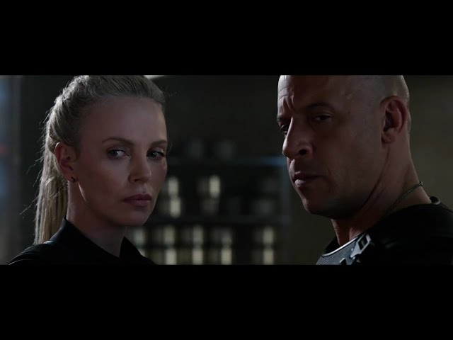 The Fate of the Furious - Official Trailer #1