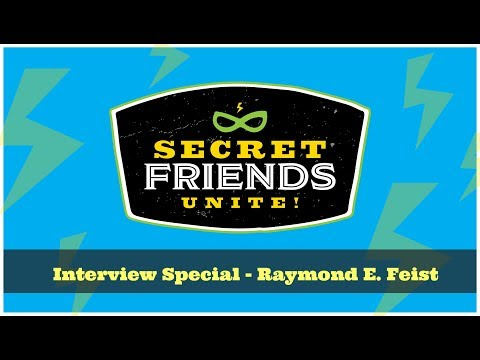 Interview Special   Raymond E  Feist
