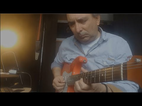 Pascal Freslon Blues 4-3