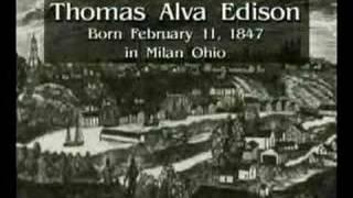 Thomas Edison: A Life of Invention