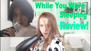 Video 당신이 잠든 사이에 (While You Were Sleeping) K-Drama Review! download MP3, 3GP, MP4, WEBM, AVI, FLV Januari 2018