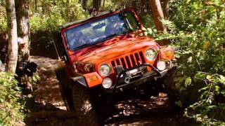2005 Jeep Wrangler Unlimited - Part 4