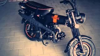 Skyteam Dax Dark 50cc