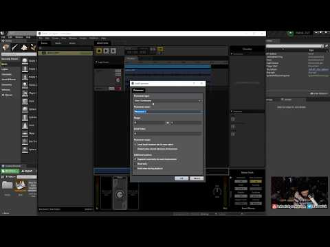 FMOD Studio + Unreal Engine - Parameters For Event Driven Sound Design