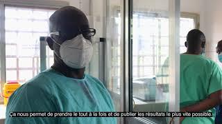 Améliorer le dépistage d'Ebola en Guinée