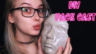 как сделать маску из гипса