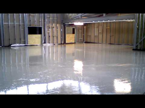 Heating and Screed provide liquid screed services