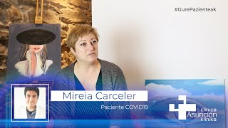 "Mireia Carceler: ""Me acompañaron en todo mi dolor en un momento de extrema vulnerabilidad"""