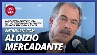 Baixar TV 247 ENTREVISTA - Aloizio Mercadante fala sobre a prisão de Lula e os próximos passos