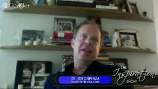 Power of the subconscious mind - Dr. Joe Dispenza - The Inspiration Show