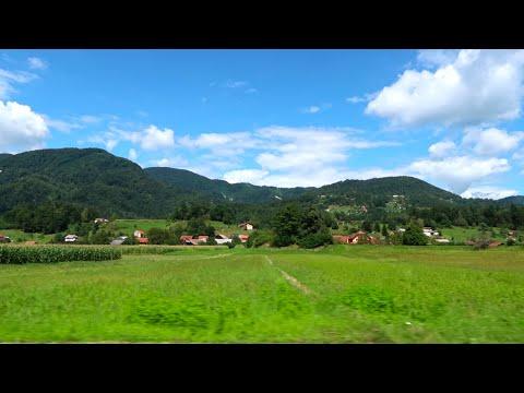 Zagreb to Ljubljana Train - Travel in Europe