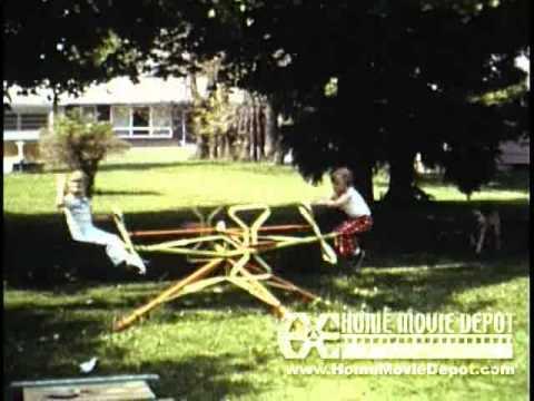 1970 Jeff Walking And Monkey Crawling Whirly Bird Youtube