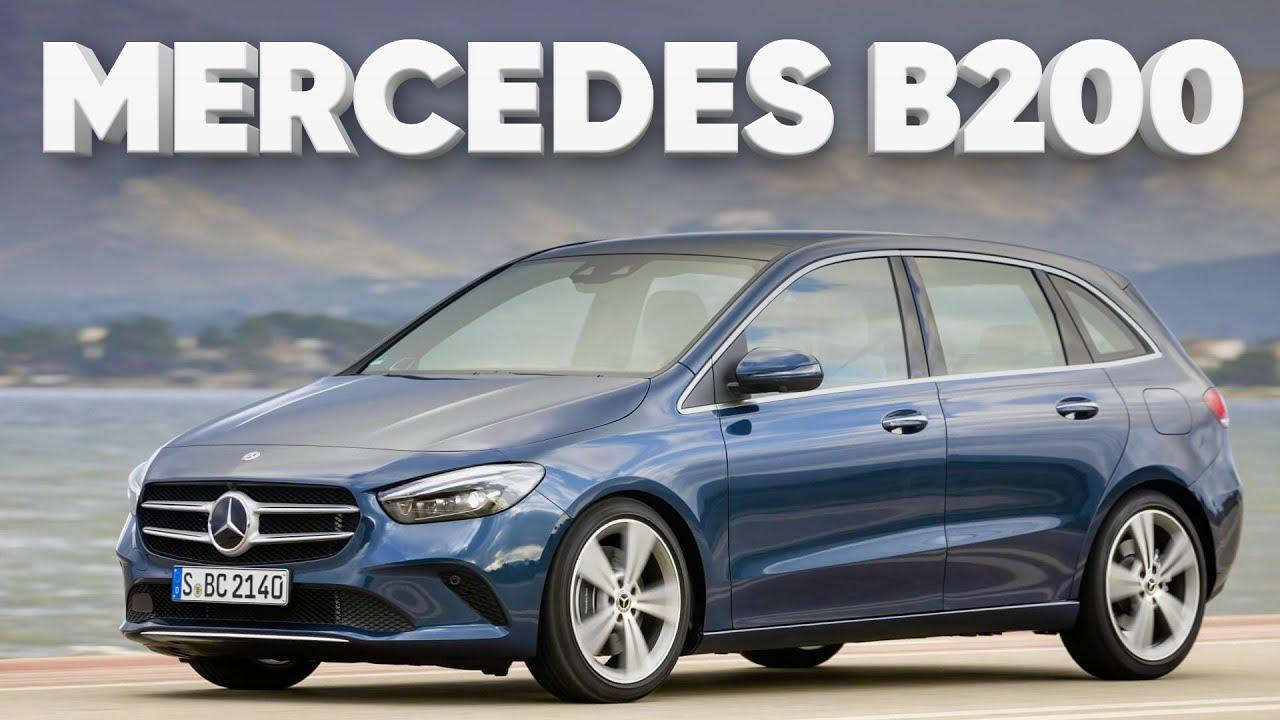 Твой первый Мерседес / Mercedes-Benz B klasse 2019 / Мерседес B класс / Большой тест драйв