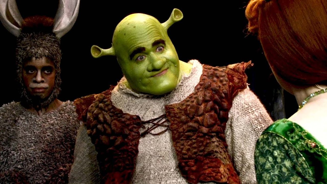 Shrek The Musical On Dvd Blu Ray Trailer Youtube