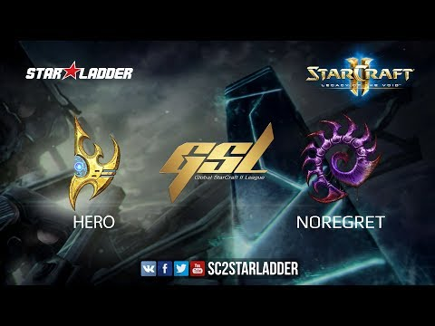 2017 GSL S3 Ro32 Group F Match 1: herO (P) vs NoRegret (Z)