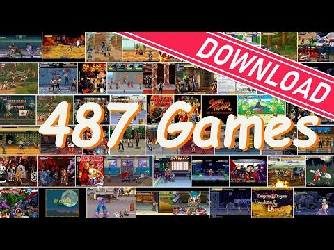 😍Download 487 OpenBOR Games - YouTube
