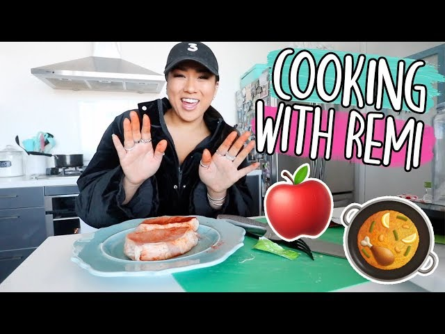 COOKING WITH REMI IS BACK!!