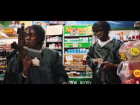 Ynw Melly - Blue Balenciagas (Music Video)