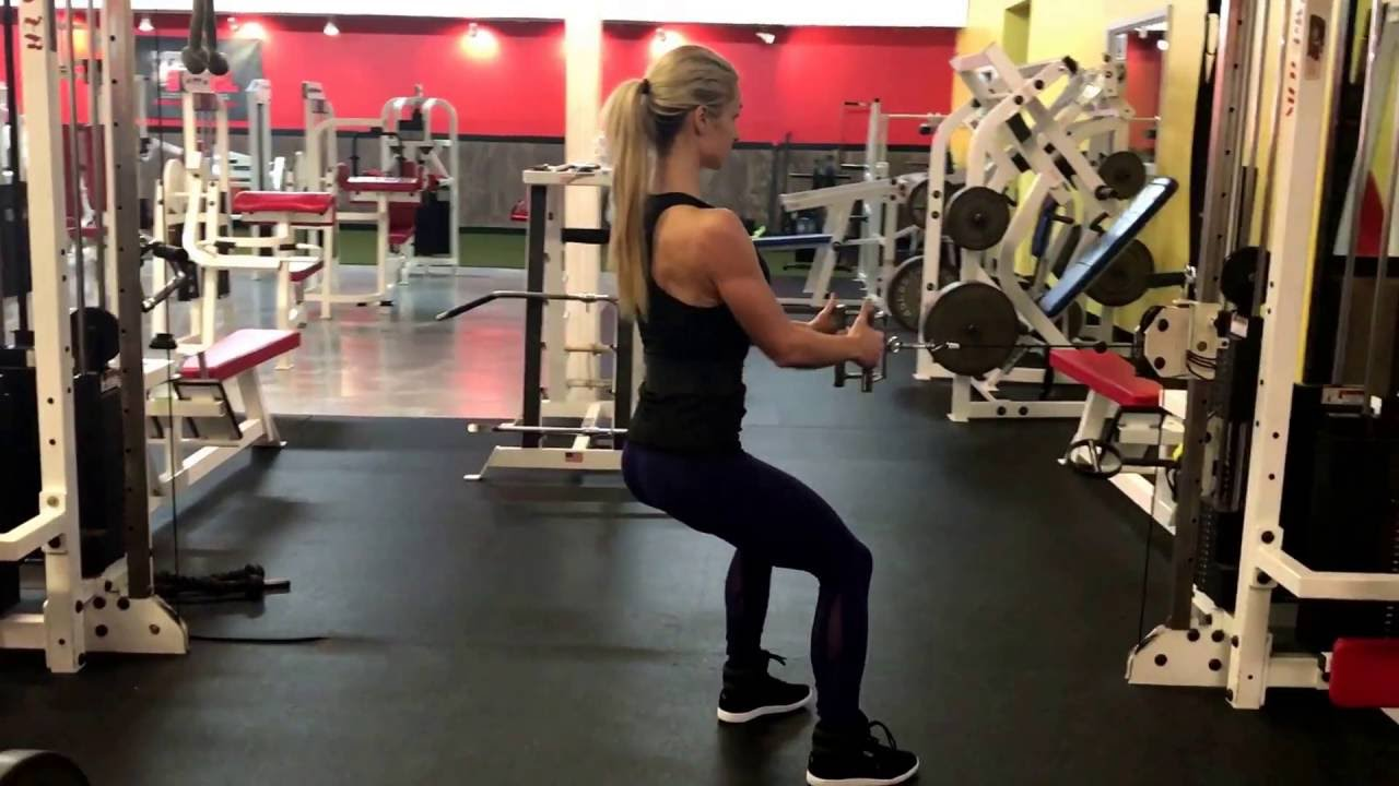 10 Terrific Cable Exercises For Your Back The Fitness Tribe