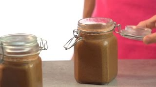 Recette Mousse au chocolat perlée à la vanille - TIPIAK