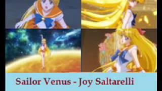 I doppiatori italiani di Sailor Moon Crystal