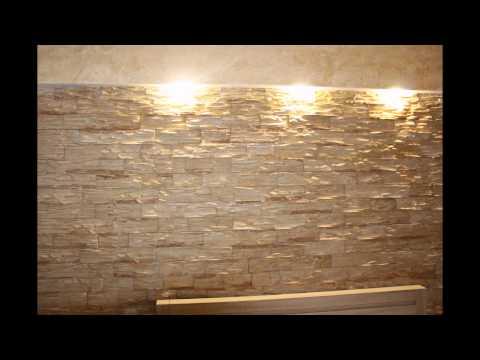 Декоративный камень и декоративная штукатурка из обычной шпатлевки