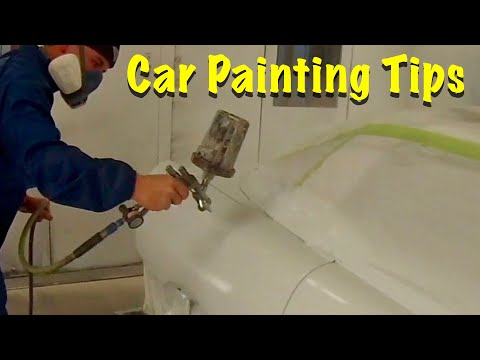 how-to-spray-car-start-to-finish-(-sealer,-base,-clear)-tips
