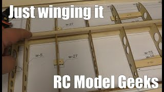 Hobbyking J3 Cub 1800mm DW Hobby build Pt4 RC Model Geeks