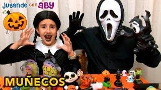 Especial Halloween 🎃 MUÑECOS MONSTRUOSOS Y Juguetitos de Halloween