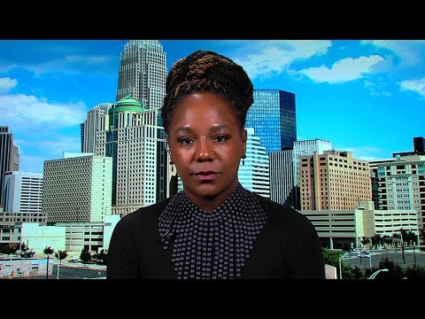 Bree Newsome: Charlottesville is Latest Chapter in Long U.S. History of White Supremacist Terror