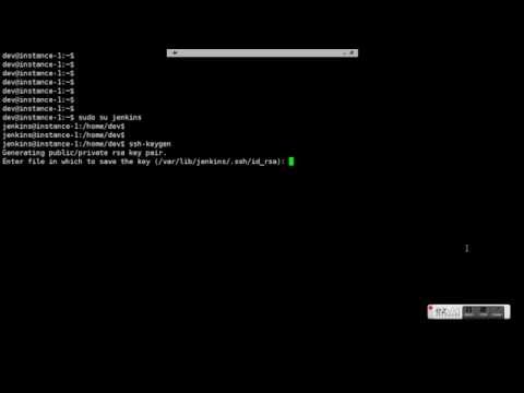 Using Jenkins To Connect Other Server Via SSH