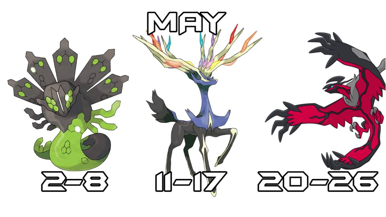 Shiny Xerneas | www.pixshark.com - Images Galleries With A ...