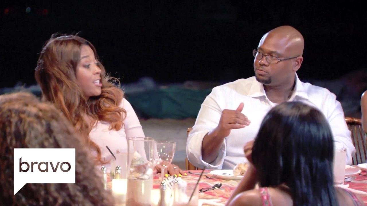 Download Married to Medicine: Toya Tells Her Husband to Shut Up (Season 4, Episode 9)   Bravo