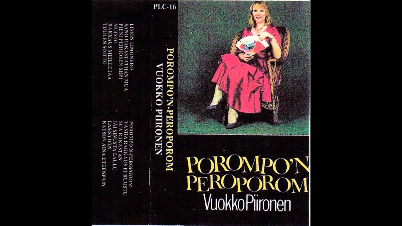 Vuokko Piironen