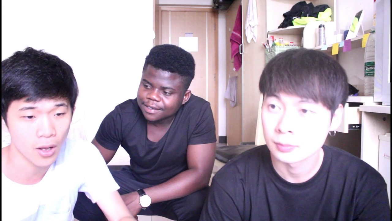 Being black in asia