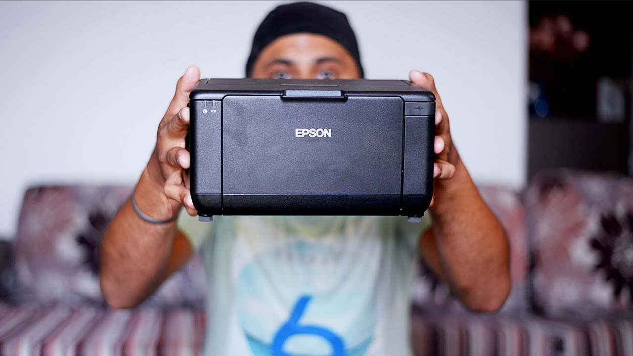 Best High Quality Portable Photo Printer? Epson PictureMate PM520