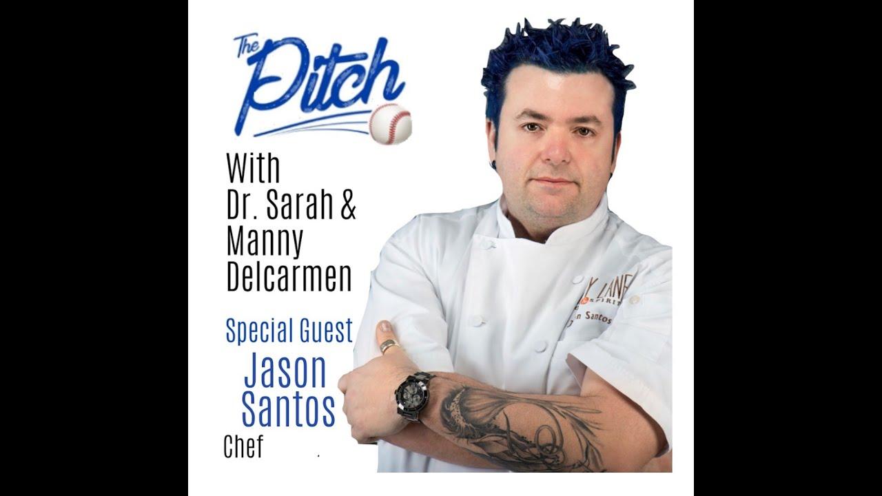 The Pitch w/ Jason Santos