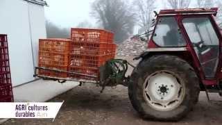 Produire des volailles de Bresse AOP