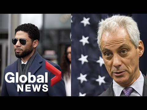 "Chicago Police, Rahm Emanuel tear into Jussie Smollett: ""How dare you!?"""