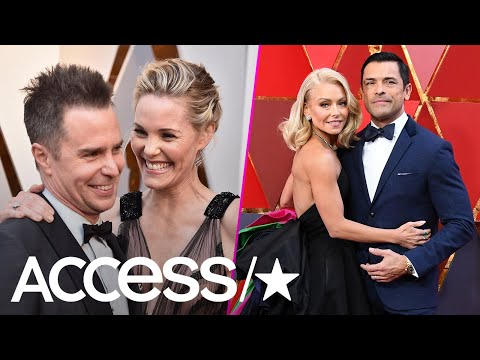 Oscars 2018: All The Lovestruck Couples Showing Sweet PDA On The Red Carpet | Access