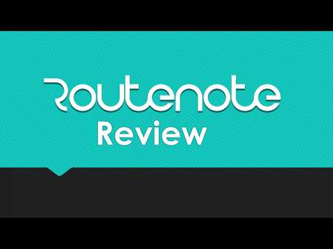 RouteNote Review FREE Music distribution, TECH TIME 56