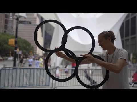 8-Rings Magic in New York | Ring Jedi