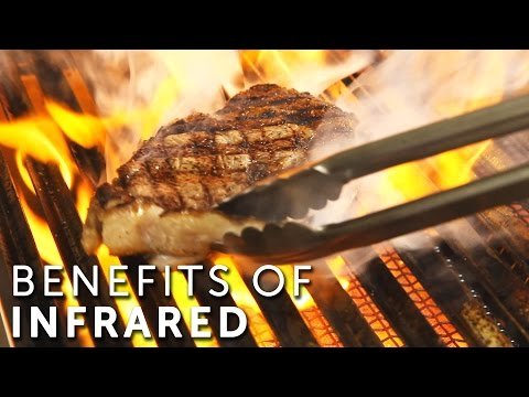 Benefits of Infrared Grills & Burners | What is an Infrared Grill? | BBQGuys