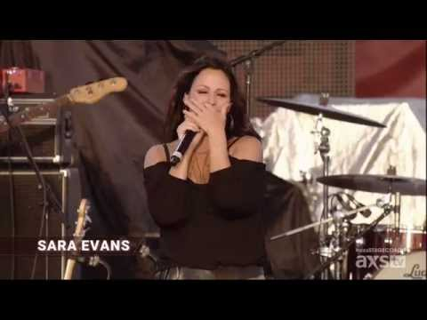 Sara Evans - Stronger - 4/26/15 - Stagecoach - Indio, CA