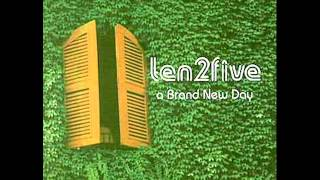 TEN 2 FIVE   A BRAND NEW DAY